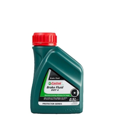 Brake fluid dot 4 Castrol - 500ml