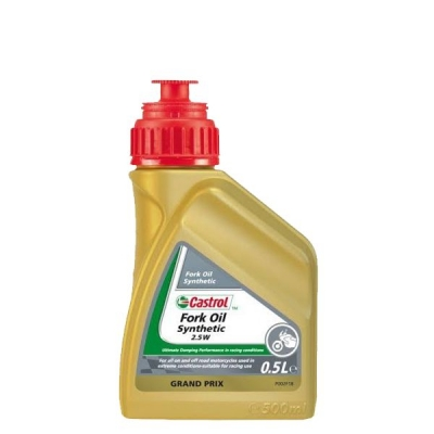 Castrol synth fork Oil 2,5W - 500ml