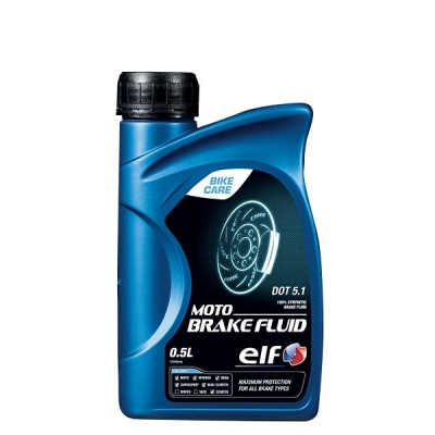 Elf Moto Brake Fluid Dot 5.1 - 500ml