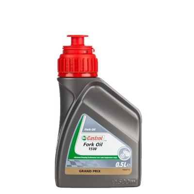 Fork Oil 15W Castrol - 500ml