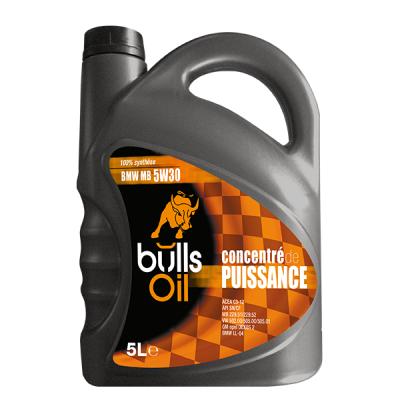 Huile moteur Bulls Oil BMW MB 5W30