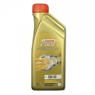 Huile moteur Castrol Edge Professional A3 0W40