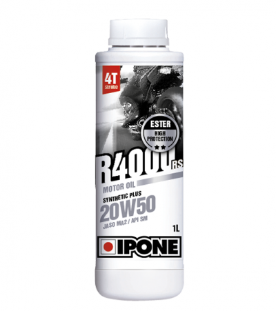 Huile moteur Ipone R4000 RS 20W50