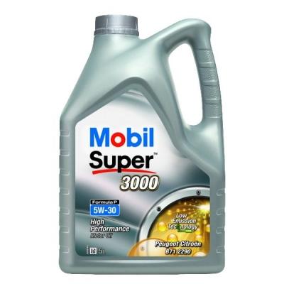 Huile moteur Mobil 1 Super 3000 FP 5W30