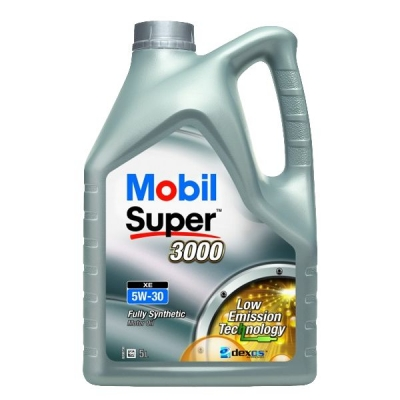 Huile moteur Mobil 1 Super 3000 XE 5W30
