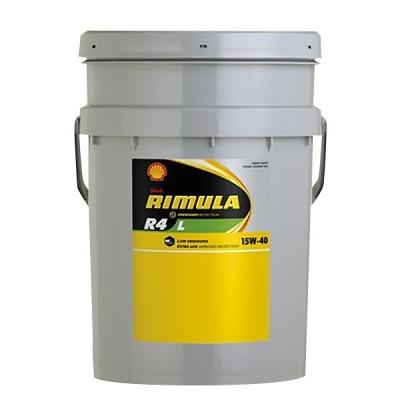 Huile moteur Shell Rimula R4 L 15W40