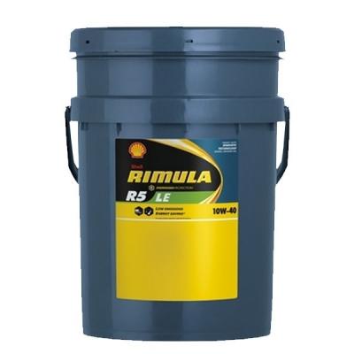 Huile moteur Shell Rimula R5 LE 10W40