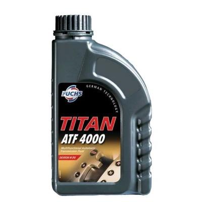 Huile Transmission Automatique Fuchs Titan ATF 4000