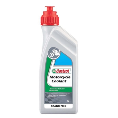 Motorcycle coolant Castrol