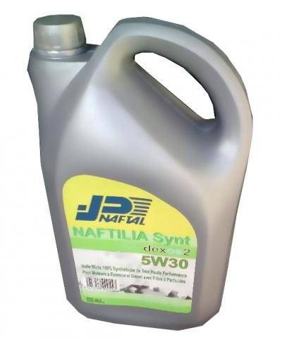 huile moteur naftal 5W30